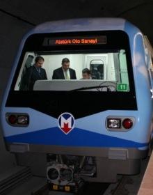 metro durakları